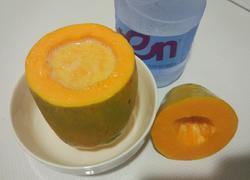 家乡木瓜炖新鲜七彩山鸡蛋