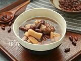 红腰豆莲藕猪骨汤的做法[图]