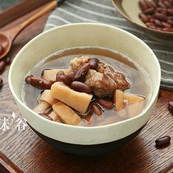 红腰豆莲藕猪骨汤