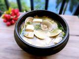 豆腐蛤蜊汤的做法[图]