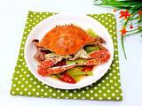 炒海蟹的做法[图]