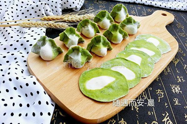 白菜饺子皮