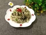 橄榄菜拌面的做法[图]