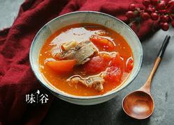 牛尾番茄汤