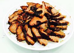 卤水牛肉厚片