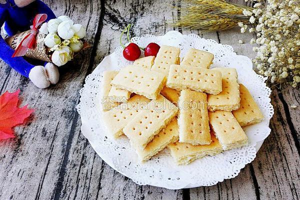 苏格兰黄油饼干