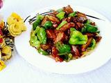 青椒五花肉的做法[图]