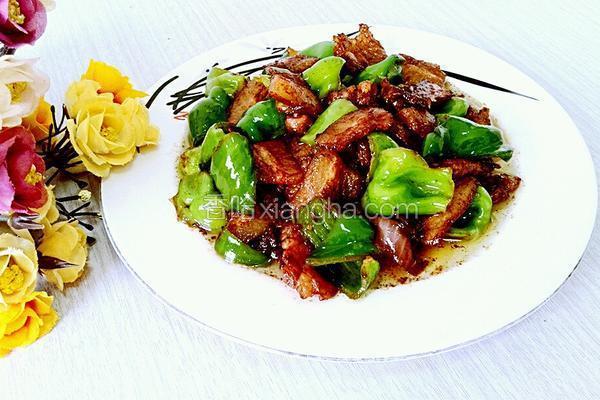 青椒五花肉
