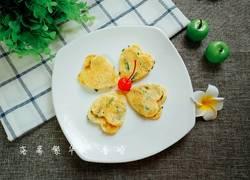 鸡蛋韭菜煎饼