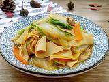 大白菜炖干豆腐的做法[图]