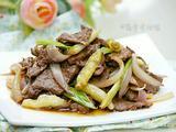 炒牛肉片的做法[图]