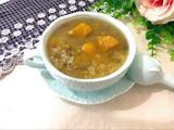 南瓜绿豆粥的做法[图]