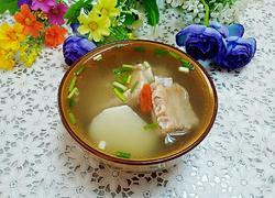 淮山枸杞子排骨汤