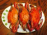 清蒸海蟹的做法[图]