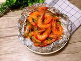 锡纸烤虾的做法[图]