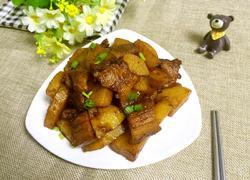 过油肉土豆片