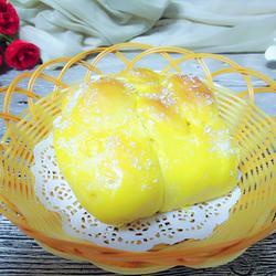 南瓜面包(面粉版)