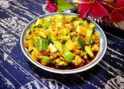 蒜蓉海米拌黄瓜