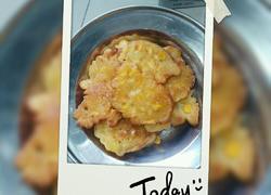 糯香玉米饼