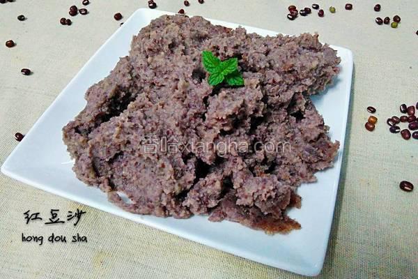 手工红豆沙