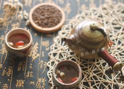 野菊花决明子茶