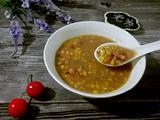 玉米花豆粥的做法[图]