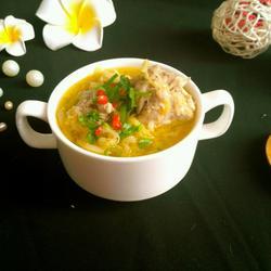 酸菜大骨头汤