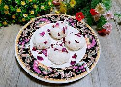 玫瑰糯米饭团