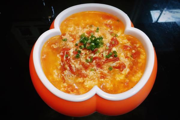 宝宝辅食-番茄鸡蛋面