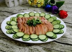 猪头肉拌黄瓜