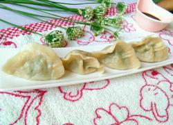 韭菜猪肉虾仁水饺