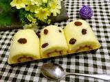 香草蛋糕卷的做法[图]