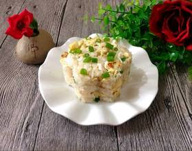 洋葱蛋炒饭