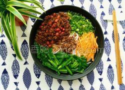 云南杂酱米线