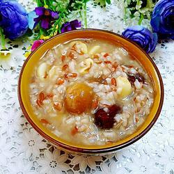 桂圆莲子粥