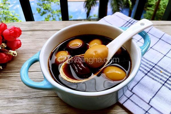 益母草鹌鹑蛋汤