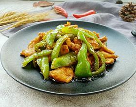 瘦肉炒青椒[图]