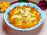 酸菜鱼片汤的做法[图]