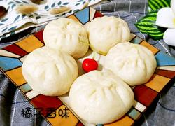 白菜香菇肉包子
