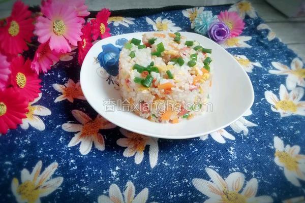 扬州蛋炒饭