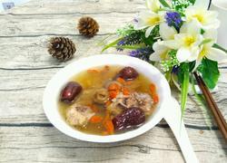 枸杞红枣排骨汤