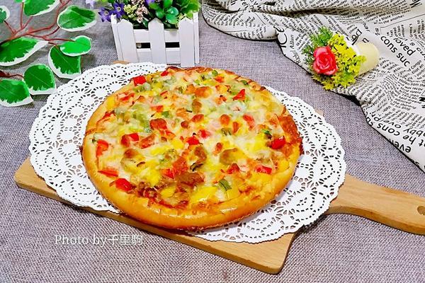 奥尔良披萨