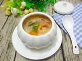 排骨鲜虾粥的做法[图]