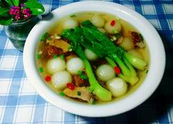 烤鸭冬瓜汤