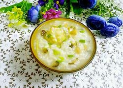 香菇鲍鱼粥