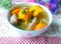 骨头玉米汤