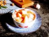 腌渍桃子的做法[图]