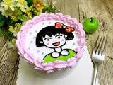 樱桃小丸子蛋糕的做法[图]