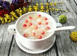 银耳香梨大米粥