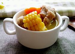 猪骨玉米胡萝卜汤